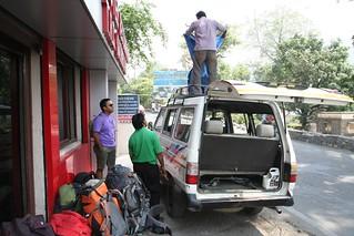 Pindari Trek Day2-13   by Vikram & Roopa