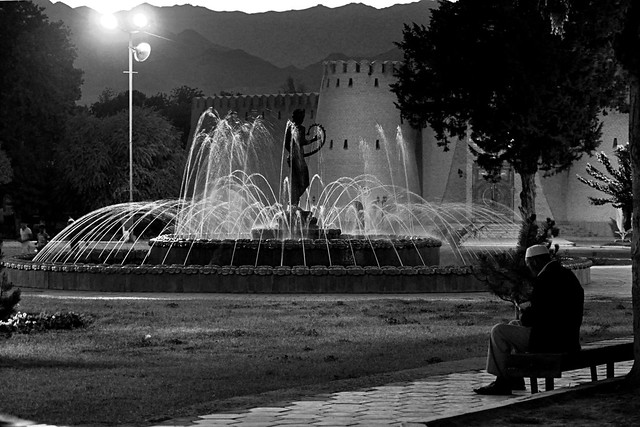 Summer Evening in Khujand