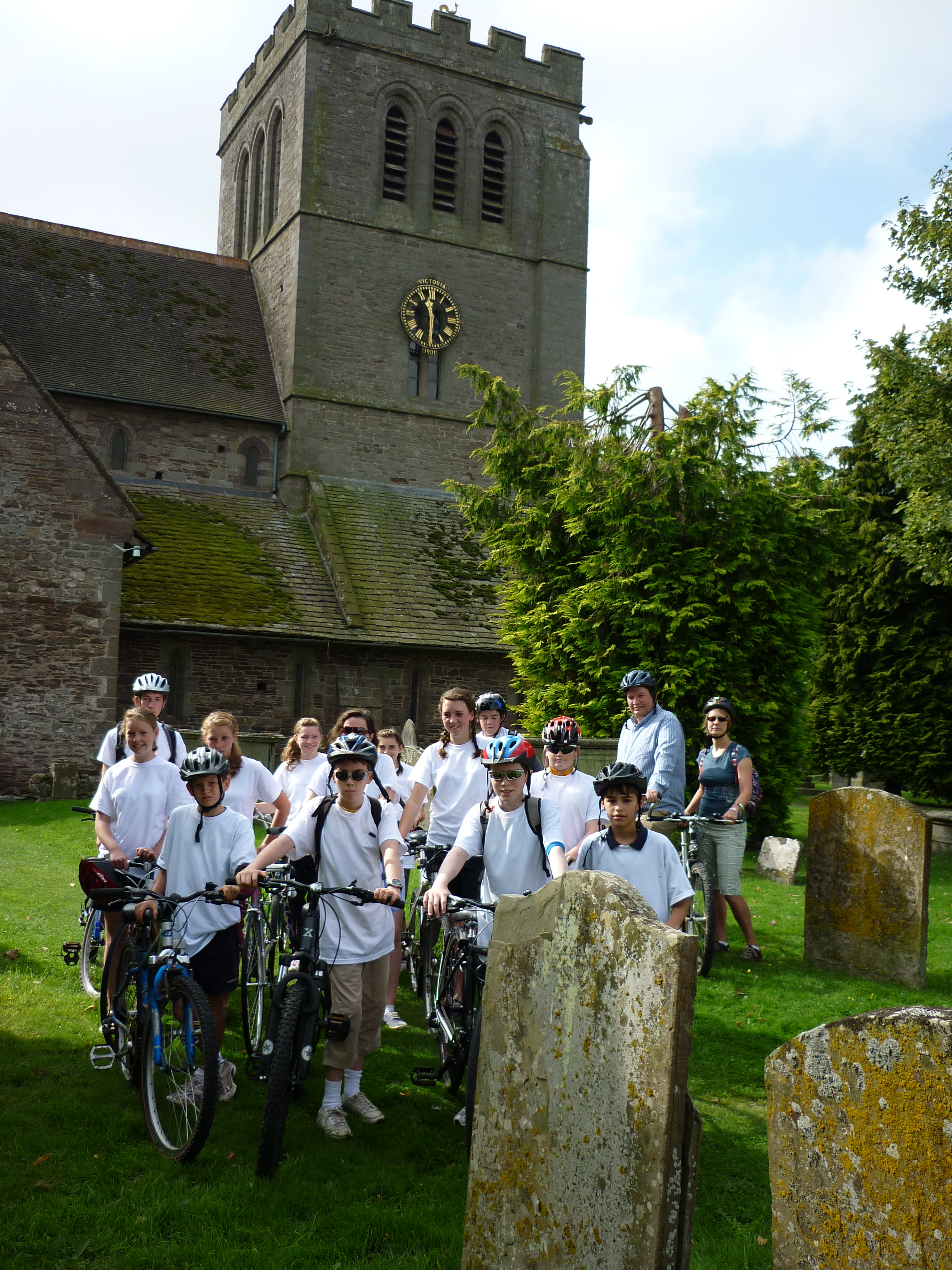 Herefordshire Historic Churches Trust Photograph