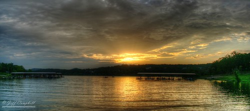 sunset lake water clouds cloudy panoramic hdr tablerock tablerocklake hoohaa52 hh52y335 tablerockpanoramic