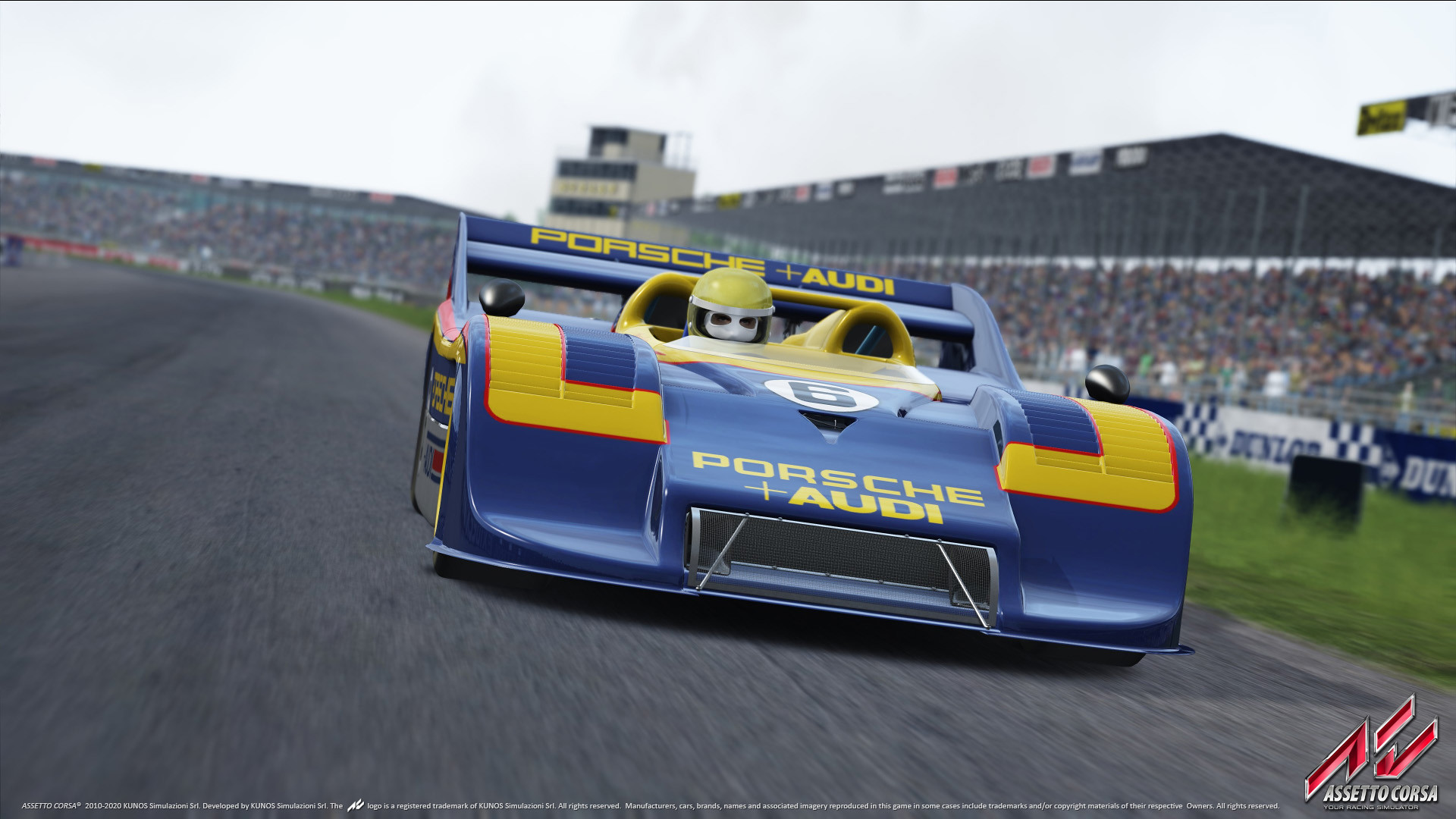 Porsche DLC 8