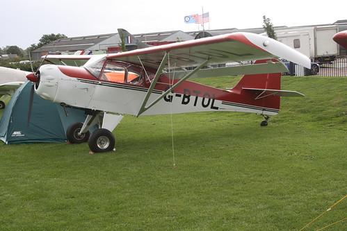 G-BTOL Denny Kitfox 3 [PFA 172-12052] Sywell