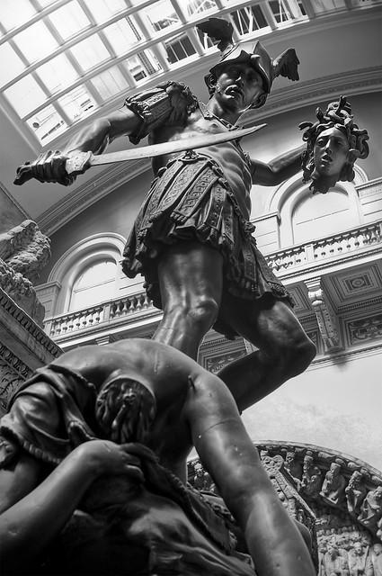+1590: Perseo y Medusa