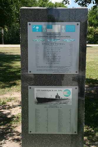 Cold War Submarine Memorial | by imabug