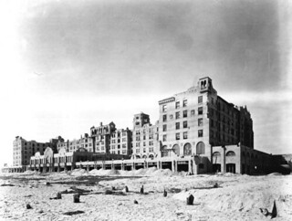 Hollywood Beach Hotel after the 1926 hurricane