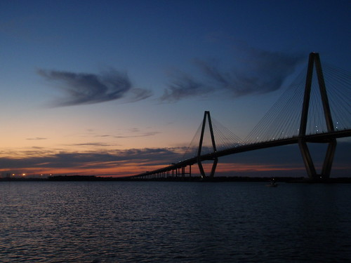 sunset sky favorite usa robert sc beautiful weather sarah night clouds project fun mt cloudy dusk south southcarolina fair best clear charleston carolina pleasant chs shrimping cooperriverbridge ravenelbridge 29401