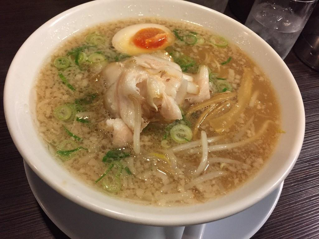 信長チャーシュー麺