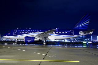 AZAL Azerbeaijan Airlines - Airbus 319CJ - 4K-8888 | by yak_40