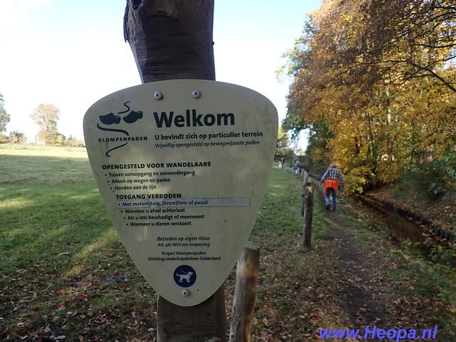 2016-10-29     De Ordermolen-     wandeltocht          40 Km   (166)