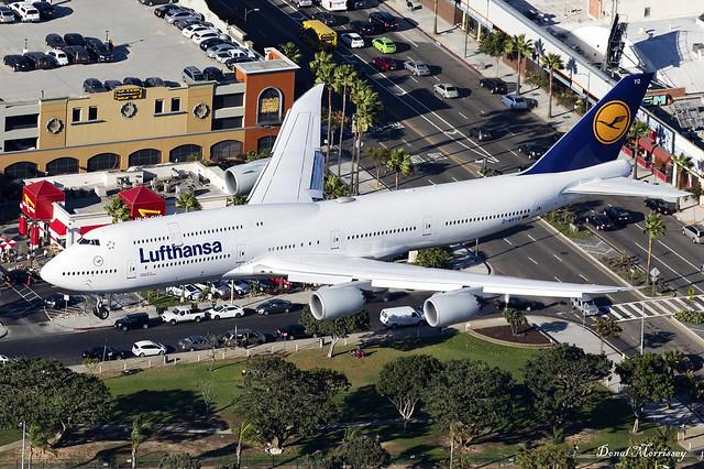 Lufthansa 747-8 D-ABYQ