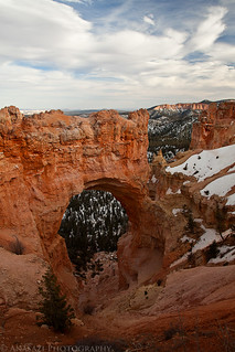 Bryce Natural Bridge | by IntrepidXJ