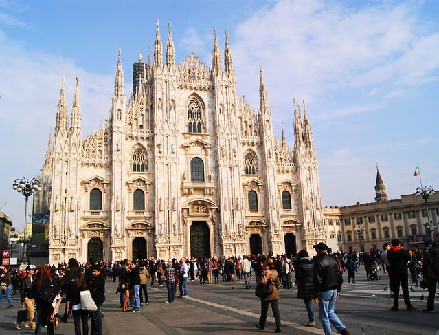 Milan Cathedral (Italian: Duomo di Milano)