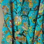 050416)-剪标-仿真无袖连衣裙-SML-浅绿色-浅黄色 S-长82胸84腰78 (4)