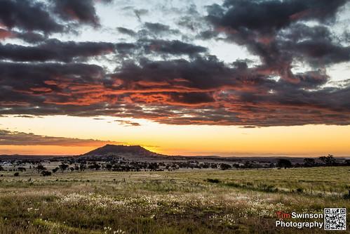 sunset australia queensland toowoomba timothyswinson kingbobnet