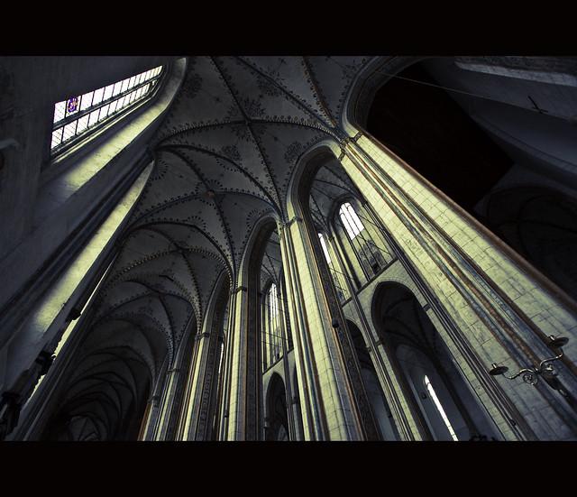 ST.Marienkirche / Lubeck / Germany