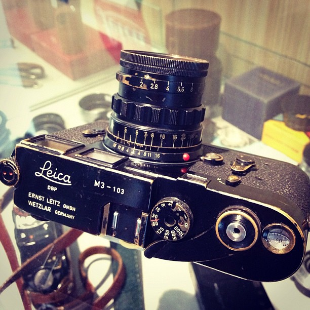 The best Leica Black Paint Combo - Leica M3 Black Paint wi… | Flickr