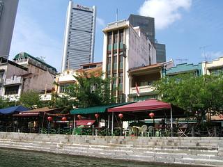 Singapore River cruise | by shankar s.