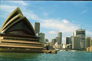Sydney Opera House New South Wales Australia Jan 3 1987 138
