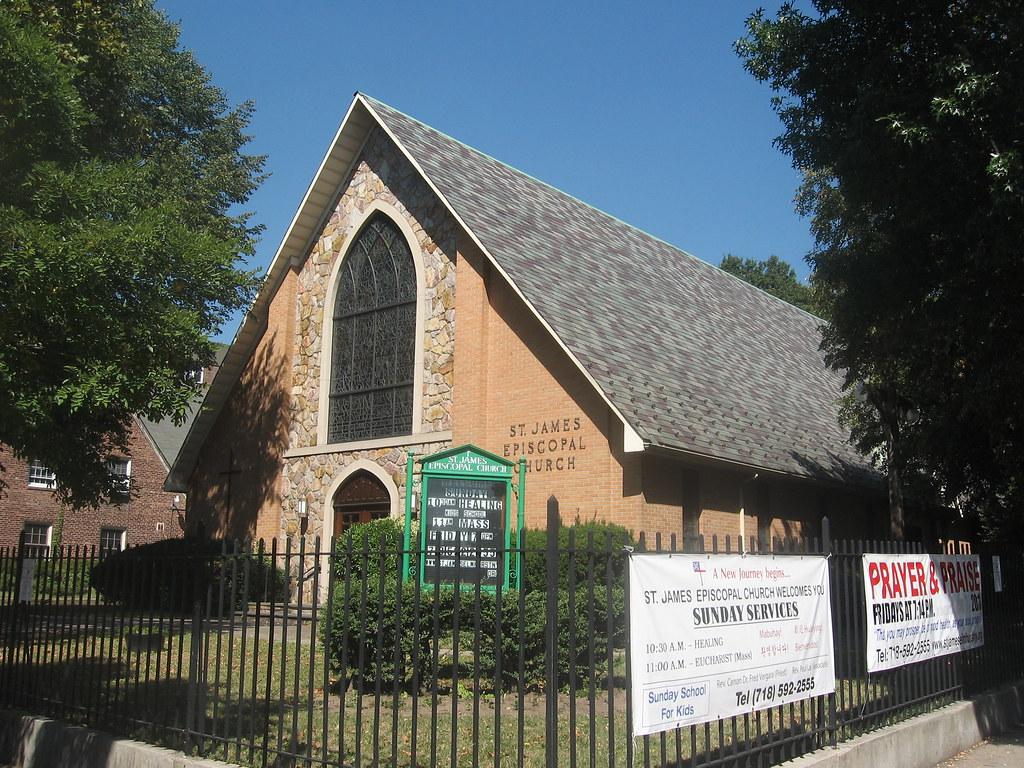St  James Episcopal Church, Elmhurst   St  James Episcopal C…   Flickr