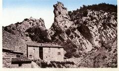 Le rocher de l'Aiguille
