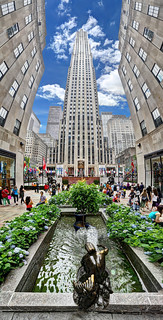 Rockefeller Center | by Anatoleya