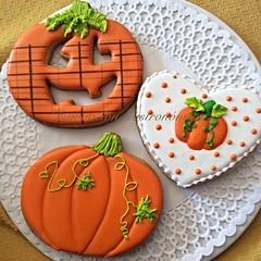 #glaseadasparati #paracelebrar #halloween #cookies #glaseadas #dulcescookies