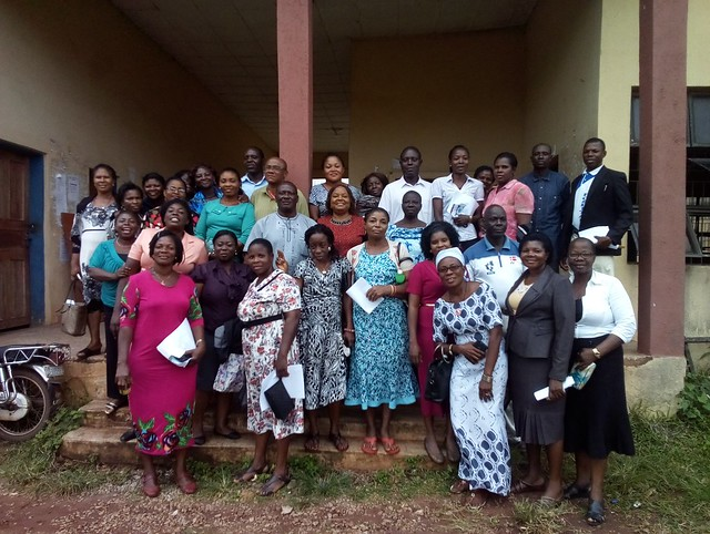 Nigeria-2016-09-21-Nigerian Colleges of Education Observe International Day of Peace