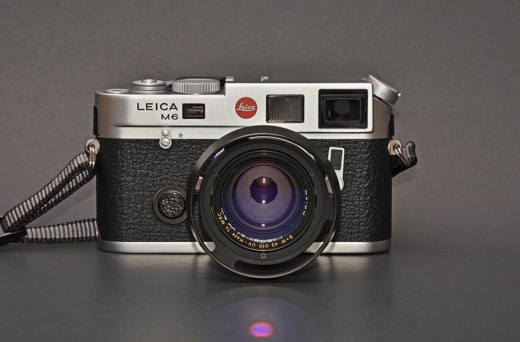 Leica M6 TTL with Carl Zeiss 50mm f/2 Planar T* ZM   Flickr