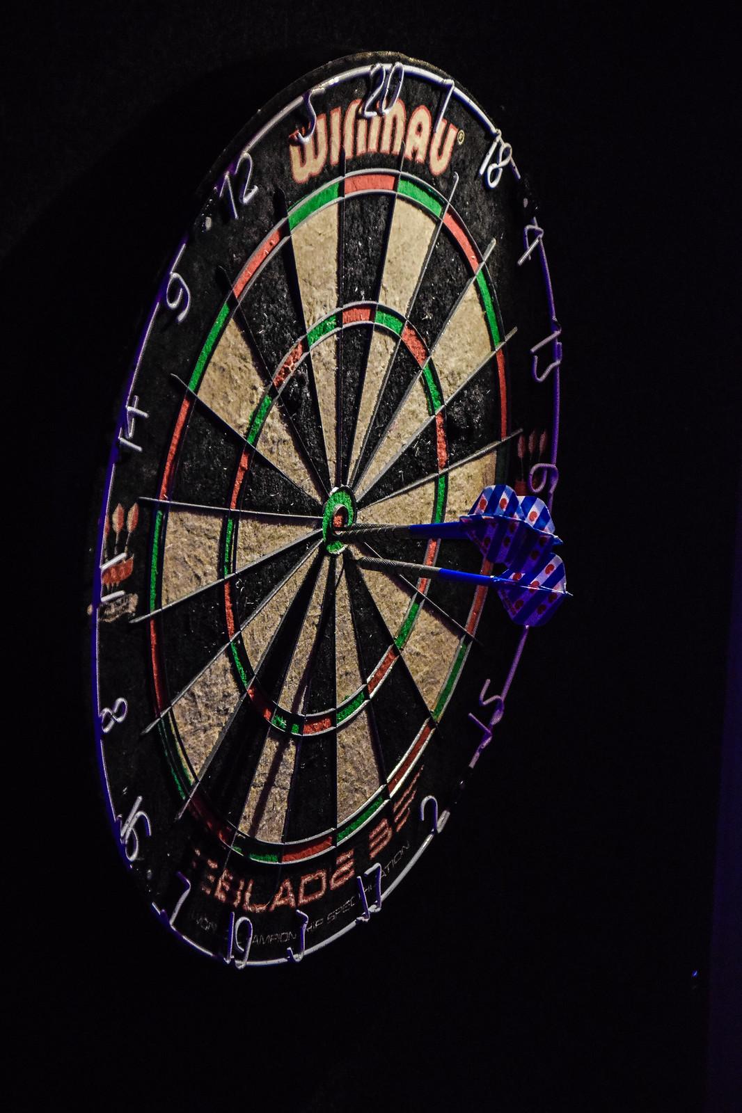Jeu de Bullseye (13)