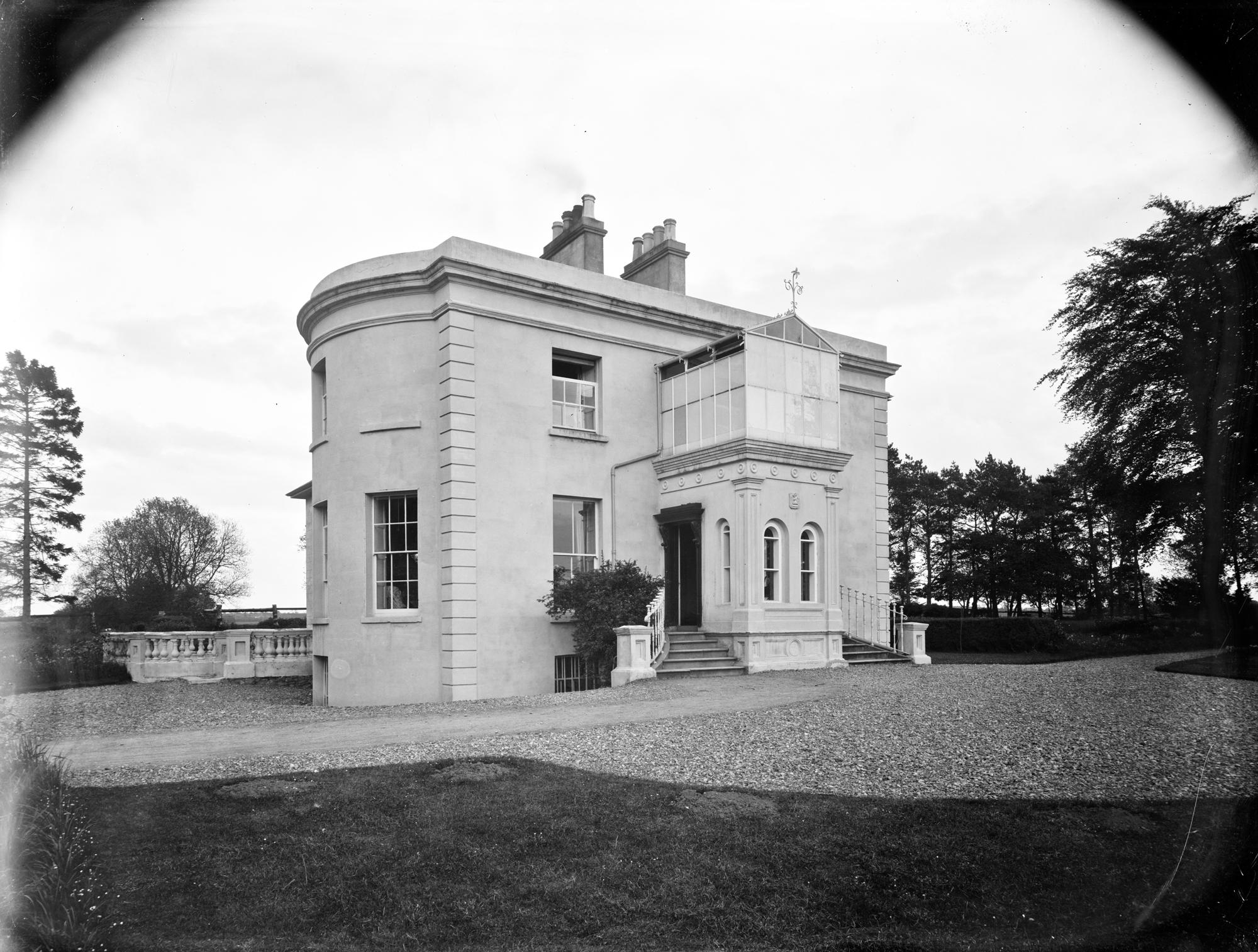 Mansion near Navan, Co Meath - is Boyne View House