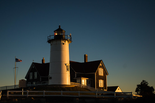 sunrise capecod nobskalighthouse