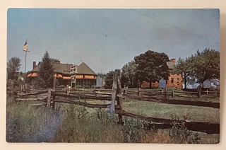Manassas, Virginia postcard