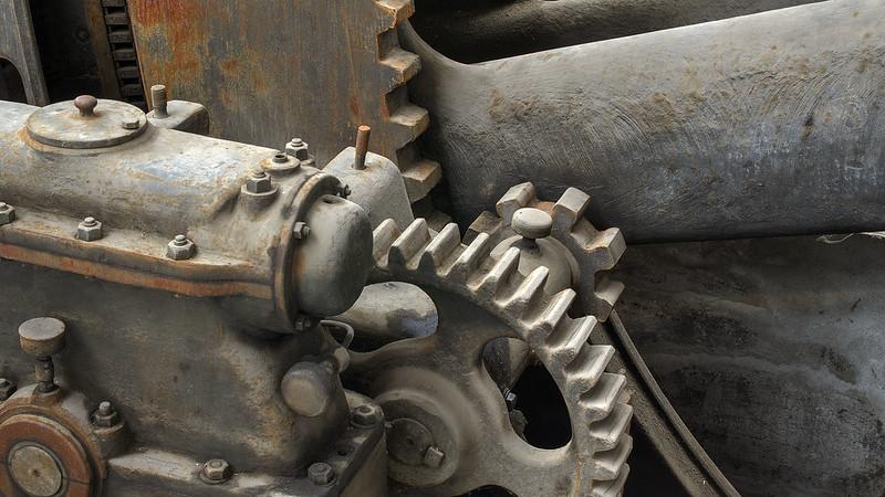 Getriebeübersetzung - Gear ratio