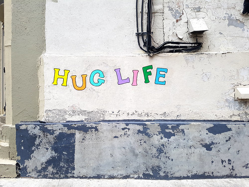 Hug Life | by Indrid, Cold