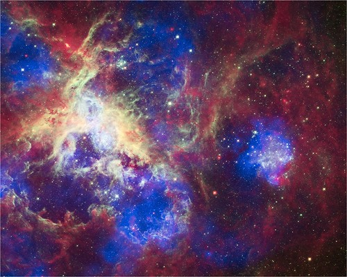 Tarantula Nebula (NASA, Chandra, Hubble, Spitzer, 04/17/12) | by NASA's Marshall Space Flight Center
