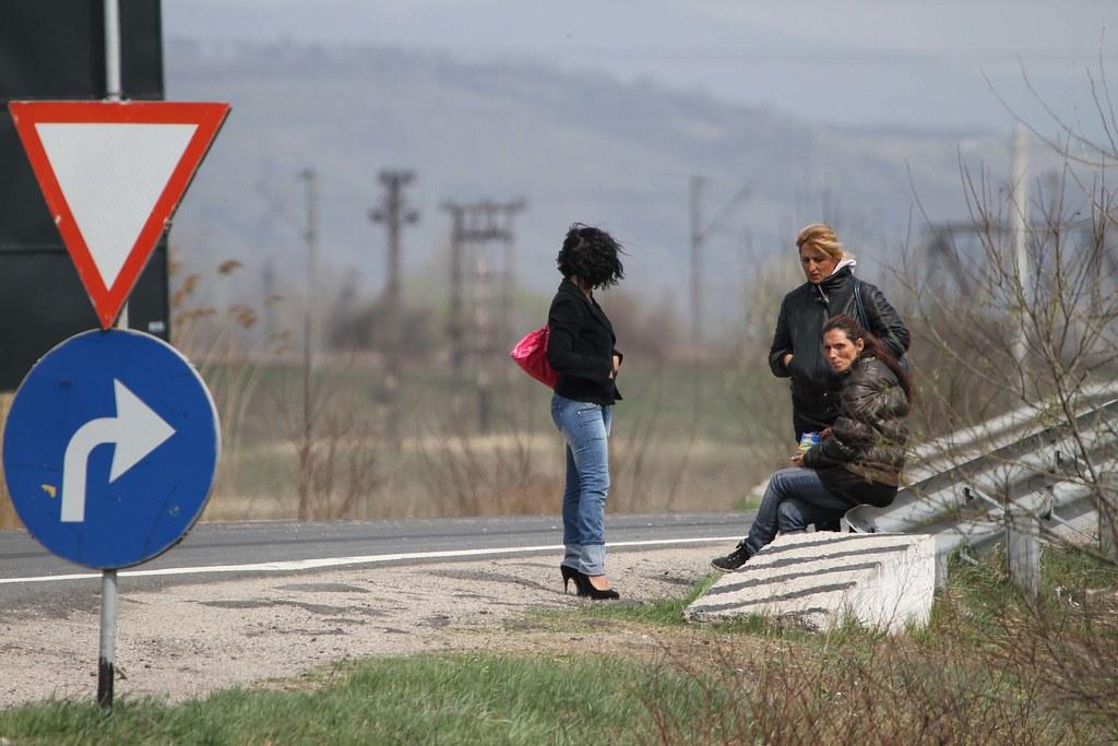 Prostitution | Straßenstrich Tschechien | Sascha Hommel