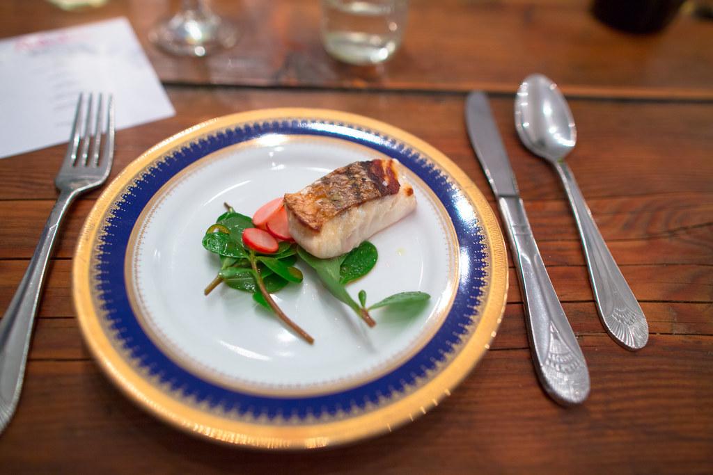 Roberta's Garden Dinner ( Frutti di Mare ) - Brooklyn, NY
