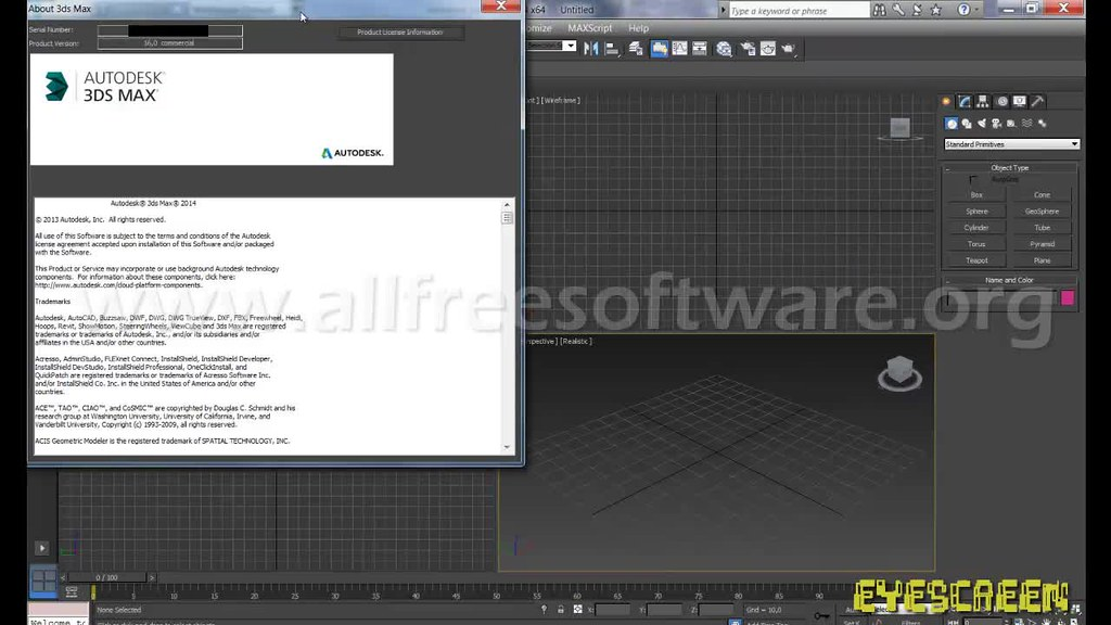 Autodesk 3ds Max 2014 v16 0 with Crack and Serial Free Dow