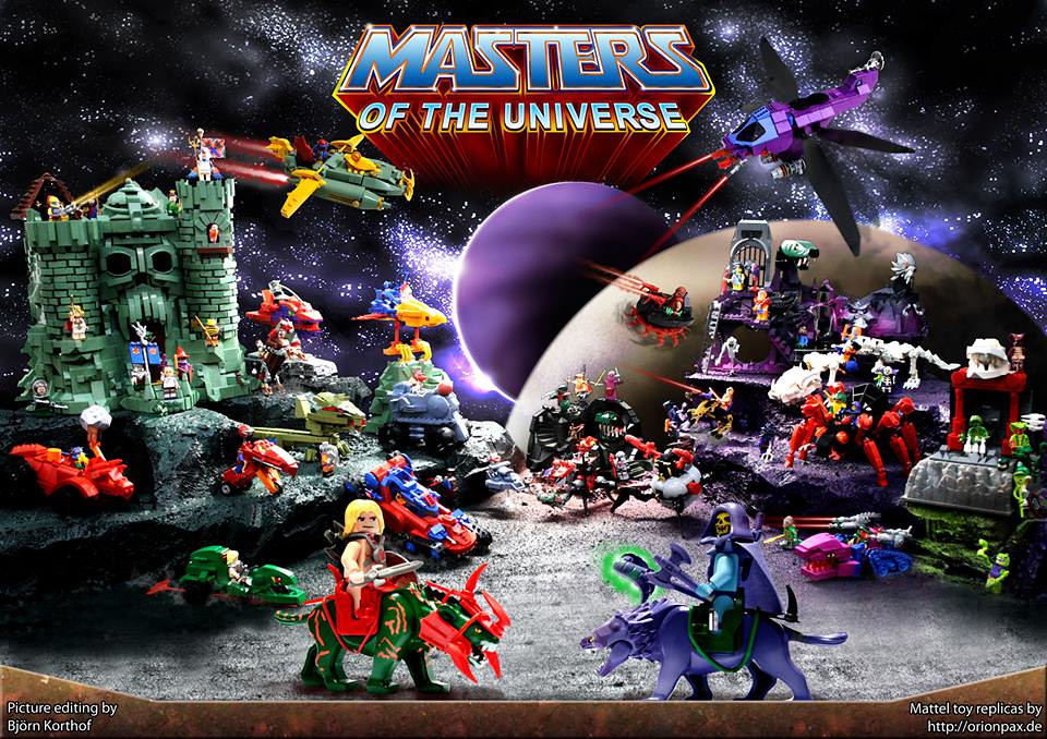 MASTERS OF THE UNIVERSE | You all know me for my 80s toy rep… | Flickr