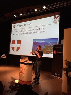 SEO-CAMP-Geneve-Kevin Richard-2 | by p_chareyre