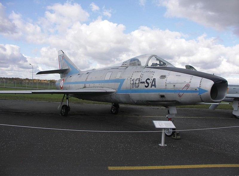 Dassault Super Mystere B.2 2