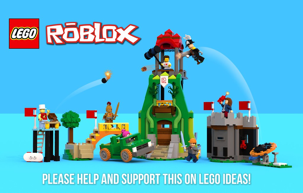 Lego Roblox Crossroads Please Help Support I Havent Do - lego roblox characters