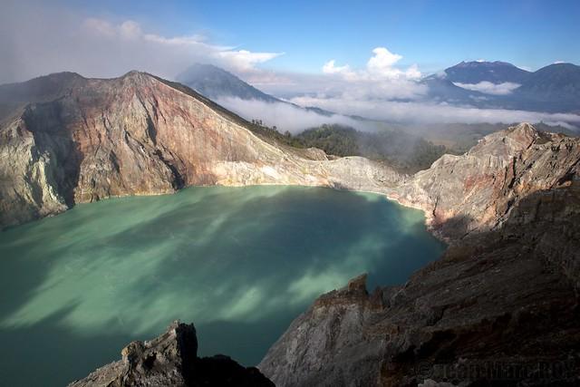 Indonésie, Java, Kawah Ijen