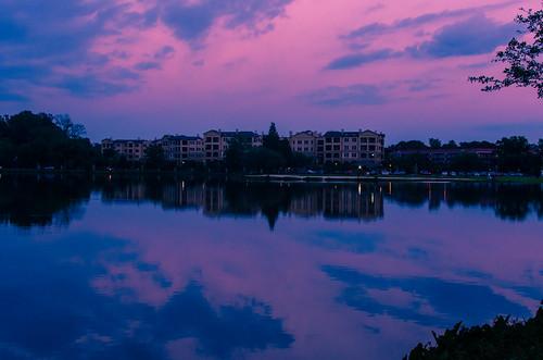 sunset colors louisiana unitedstates lsu batonrouge citypark gardendistrict louisianastateuniversity lsulakes