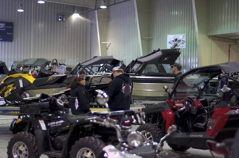 Yellowknife Spring Trade Show 2012