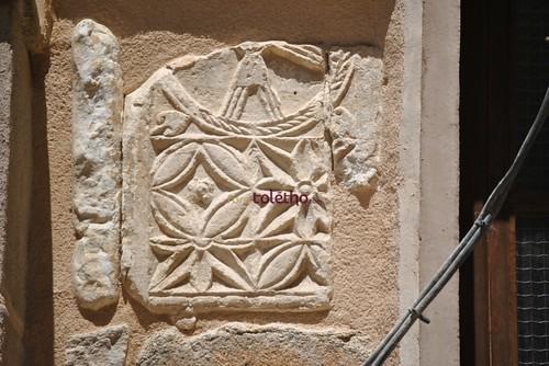 Cancel visigodo. Portería del convento de Santo Domingo el Antiguo. Toledo | by pedro.riaza
