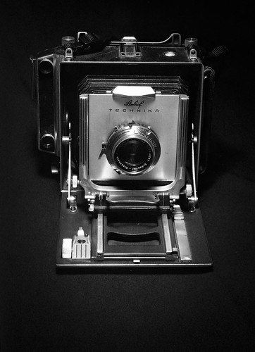 Linhof Technika III | by kmether