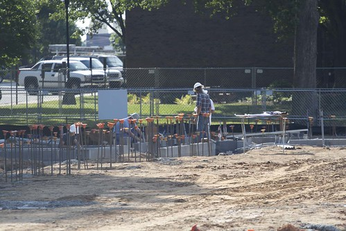 Chapel Construction 5
