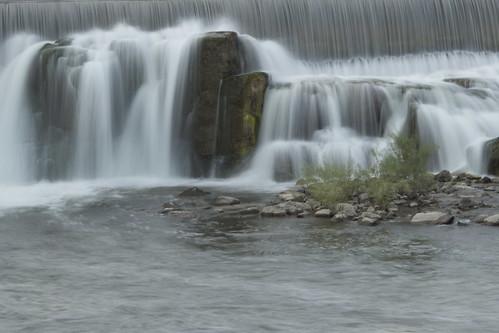 longexposure waterfall idaho waterfalls idahofalls thechallengefactory blinkagain
