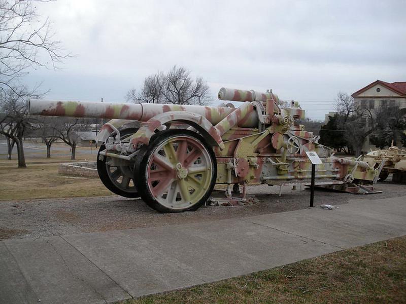 21cm Morser 18 Howitzer (2)